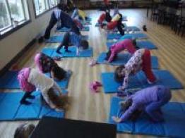 New West Location Yoga